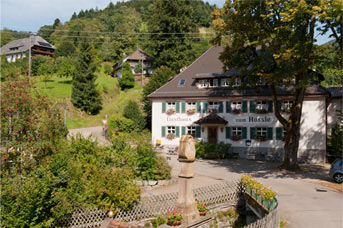 Gasthaus Rössle - Das Haus